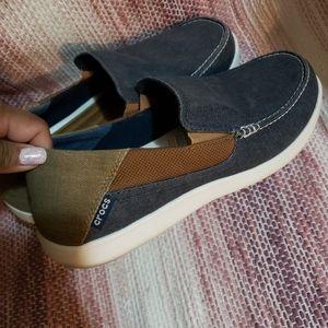 Croc men's slip on shoes size 11